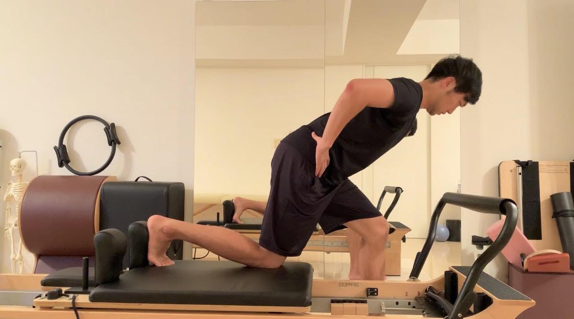 股関節インピンジメント症候群に対するピラティスアプローチ
